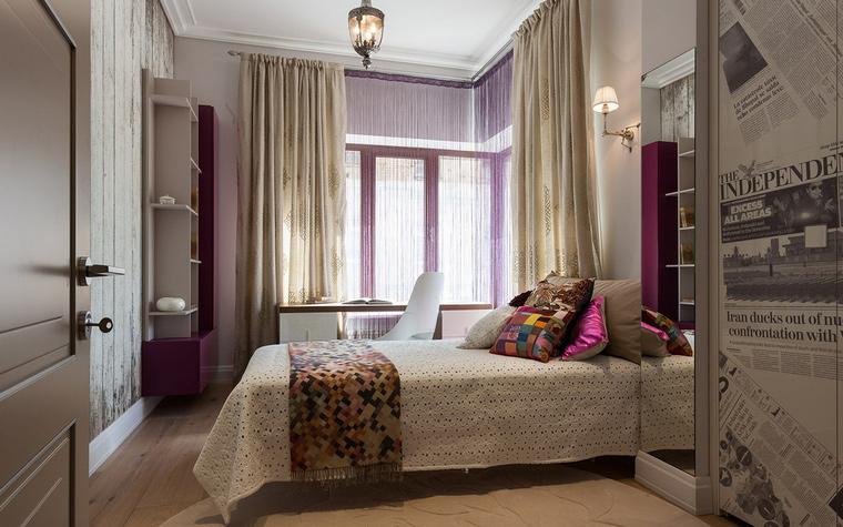 Фото № 57400 спальня  Квартира