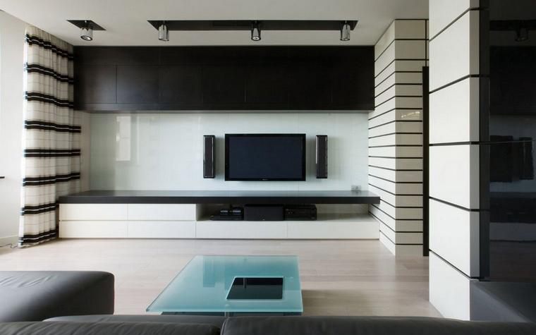 интерьер гостиной - фото № 57379