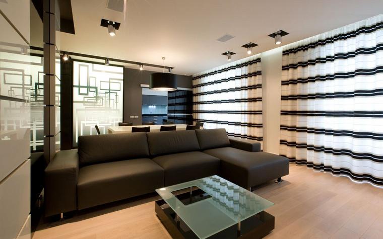 интерьер гостиной - фото № 57380