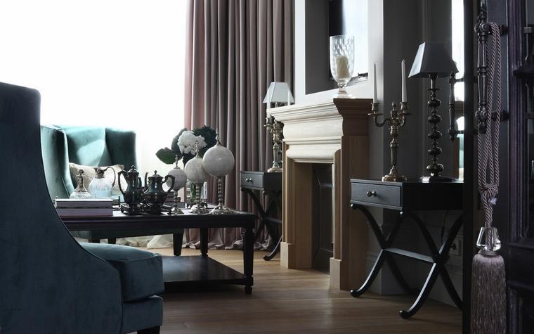 Квартира. гостиная из проекта , фото №57593