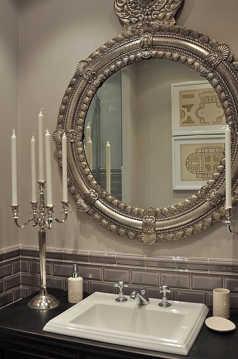 Квартира. ванная из проекта , фото №57607