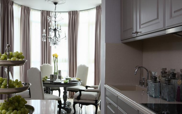 Квартира. кухня из проекта , фото №57598