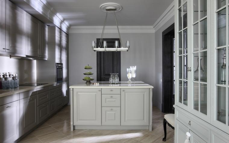 Квартира. кухня из проекта , фото №57599
