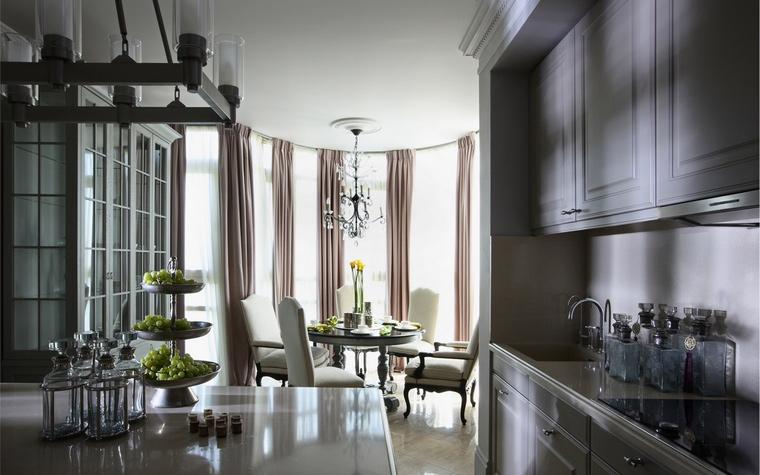 Квартира. кухня из проекта , фото №57600