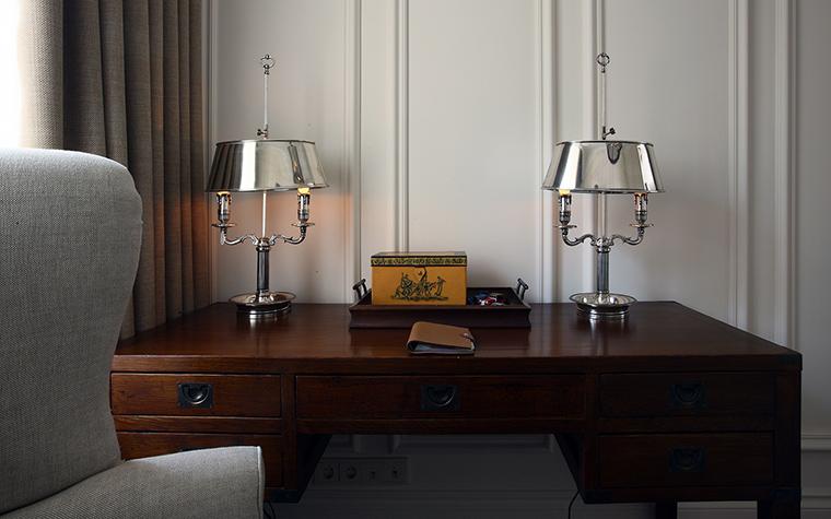 Квартира. кабинет из проекта , фото №57564