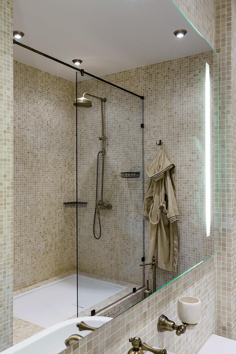 Фото № 57649 ванная  Квартира