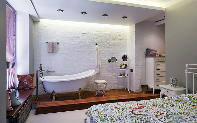 Фото № 57651 ванная  Квартира