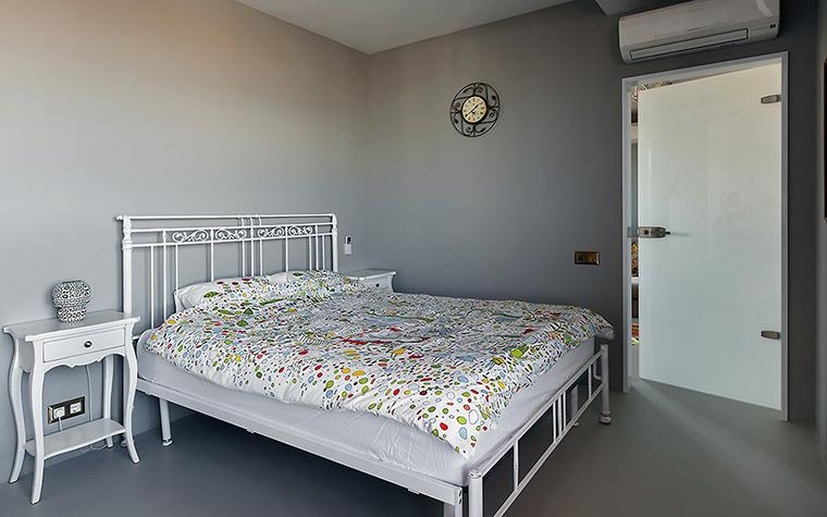 Фото № 57650 спальня  Квартира