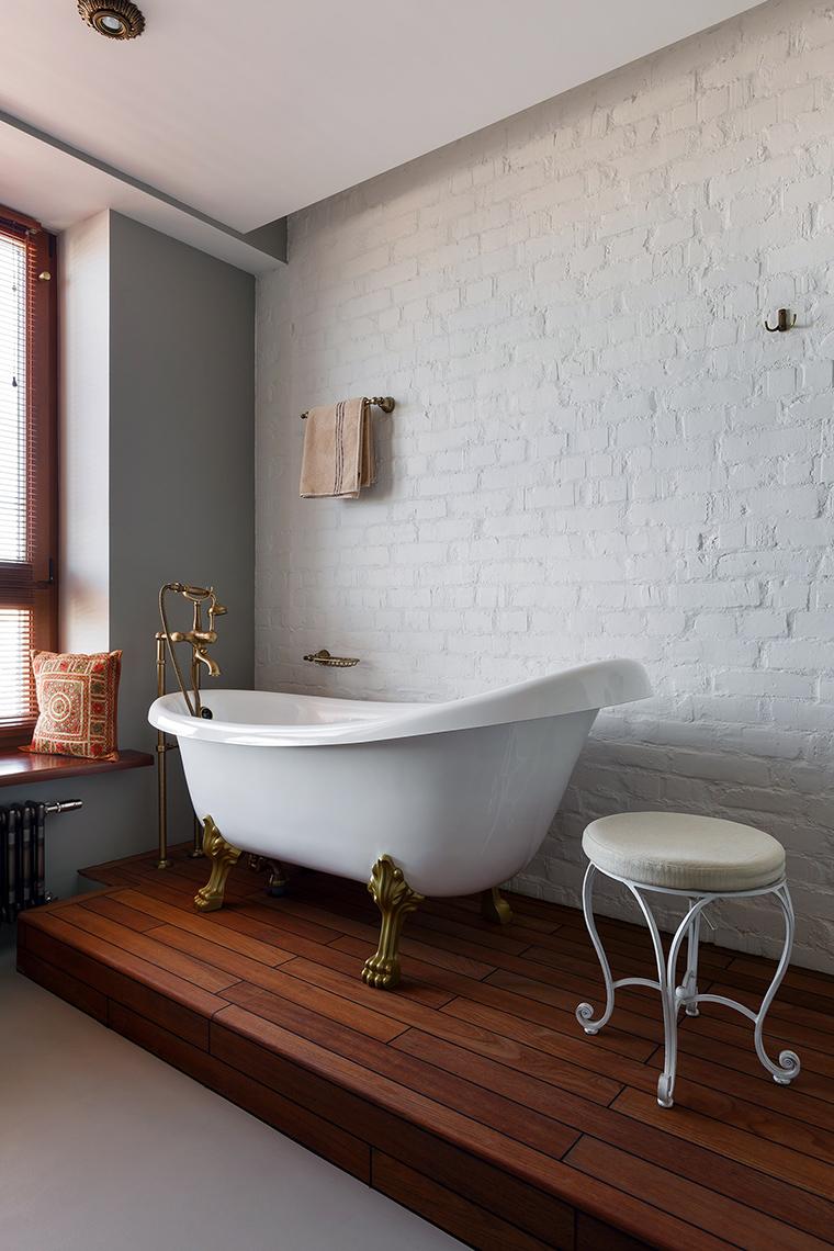 Фото № 57652 ванная  Квартира