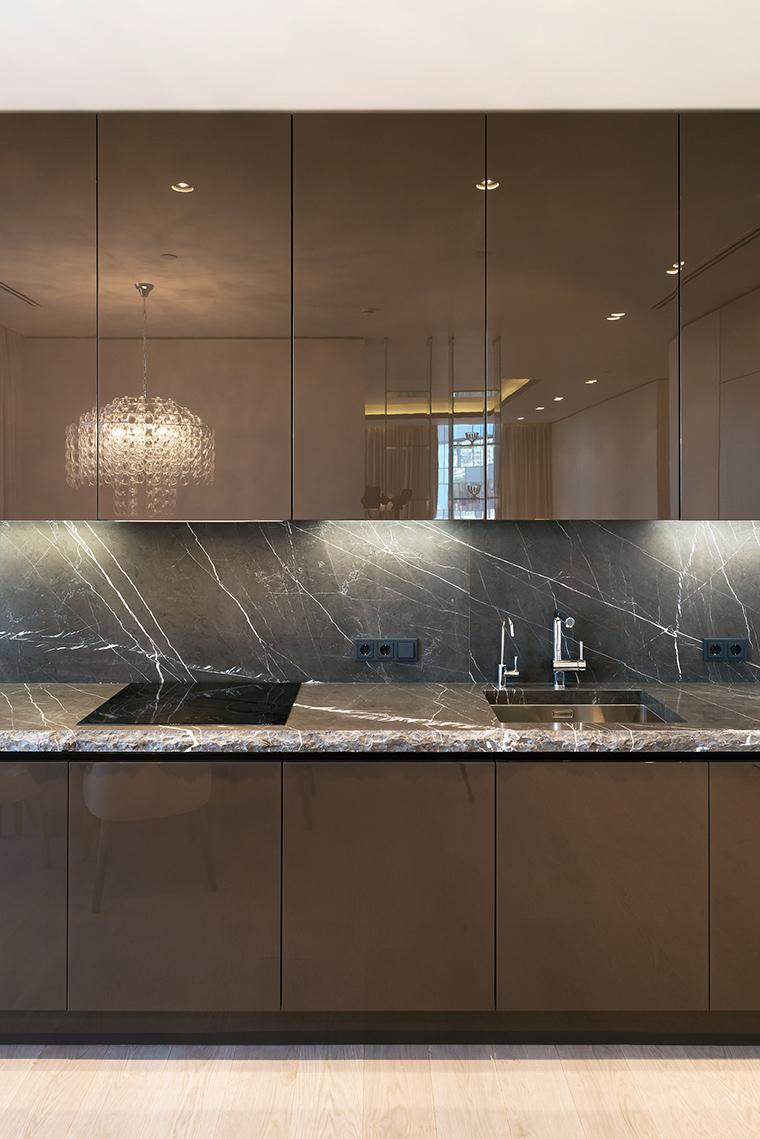 интерьер кухни - фото № 57701