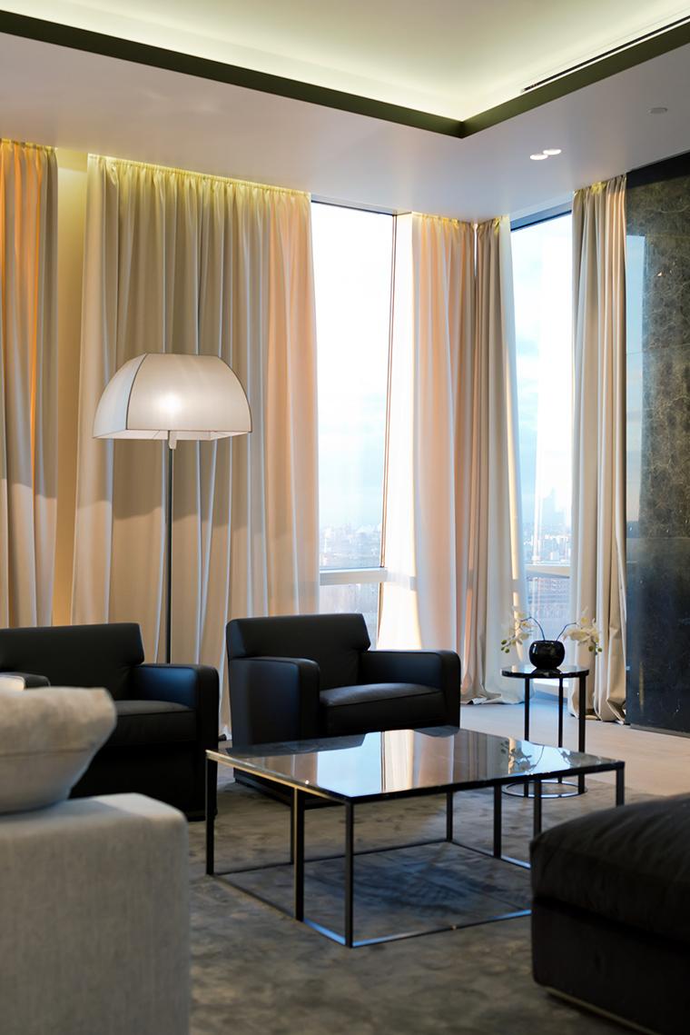 Фото № 57670 гостиная  Квартира