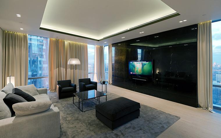Фото № 57671 гостиная  Квартира