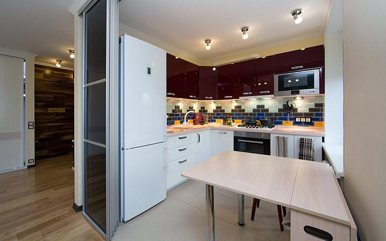 Фото № 57742 кухня  Квартира