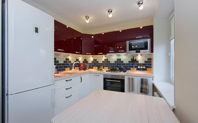 Фото № 57743 кухня  Квартира
