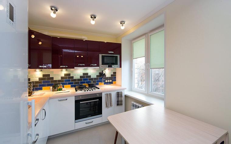 Фото № 57744 кухня  Квартира