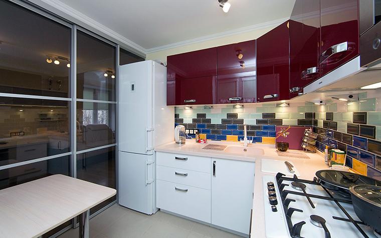 Фото № 57745 кухня  Квартира