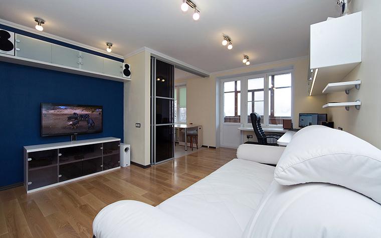 Фото № 57730 гостиная  Квартира