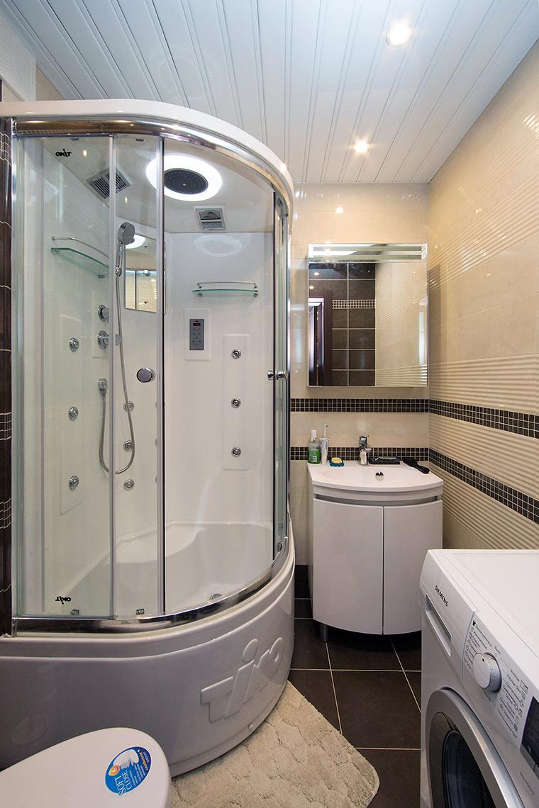 Фото № 57754 ванная  Квартира