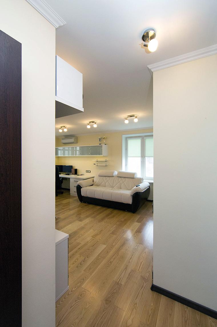 Фото № 57750 холл  Квартира