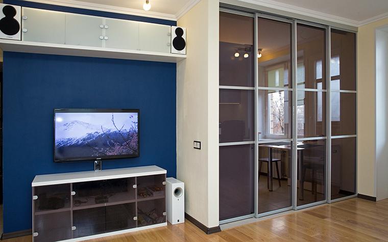 Фото № 57731 гостиная  Квартира