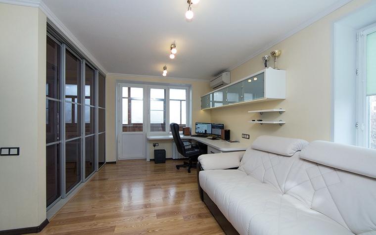 Фото № 57732 гостиная  Квартира