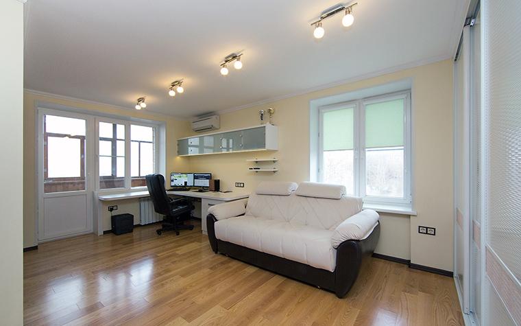 Фото № 57733 гостиная  Квартира