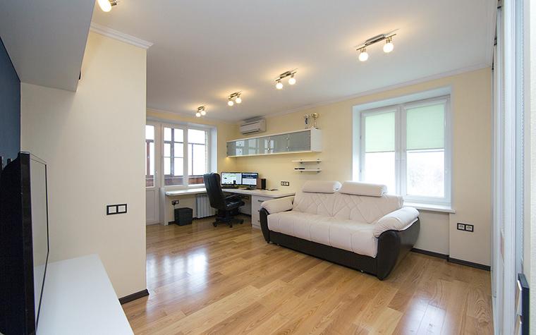 Фото № 57734 гостиная  Квартира