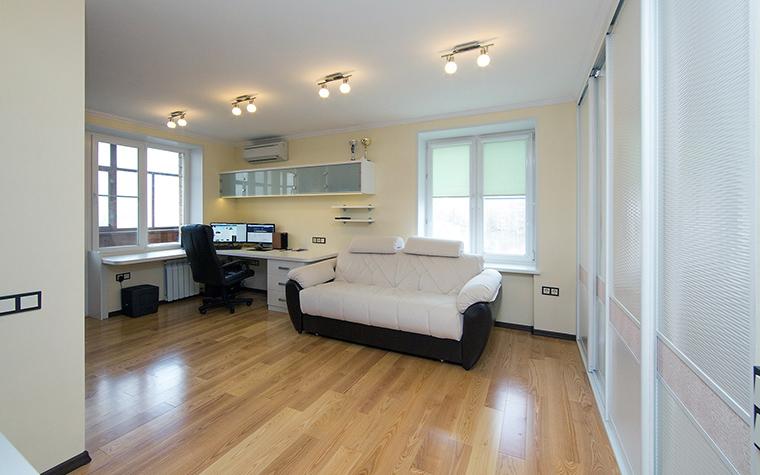 Фото № 57736 гостиная  Квартира