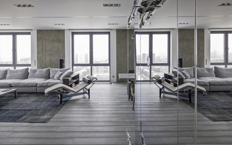интерьер гостиной - фото № 57830