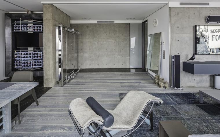 интерьер гостиной - фото № 57831