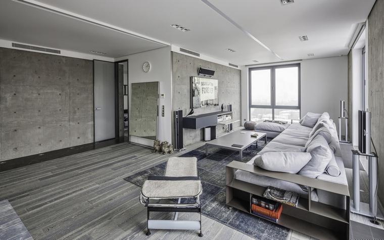 интерьер гостиной - фото № 57833