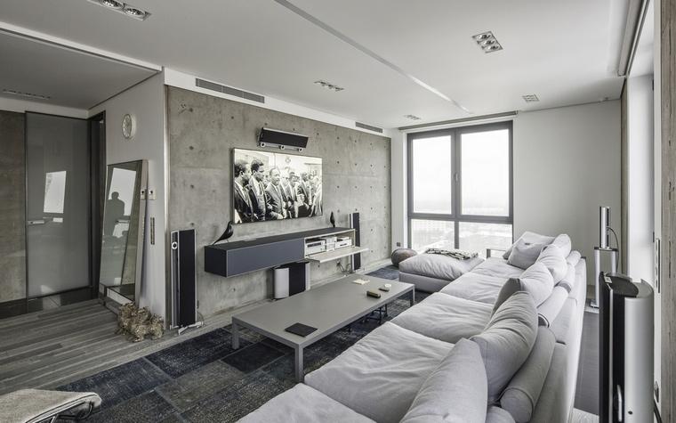 интерьер гостиной - фото № 57835