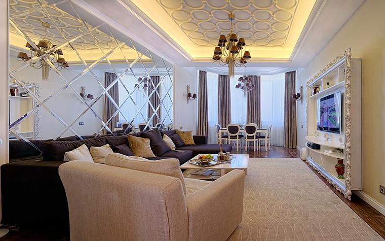 Фото № 57893 гостиная  Квартира