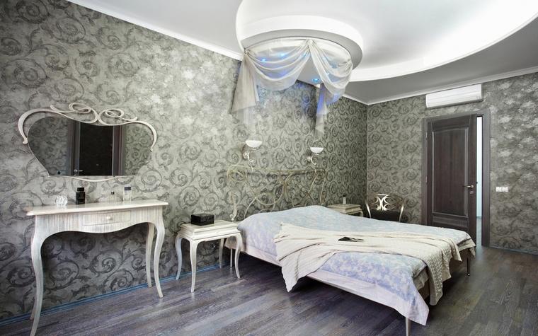 интерьер спальни - фото № 57957