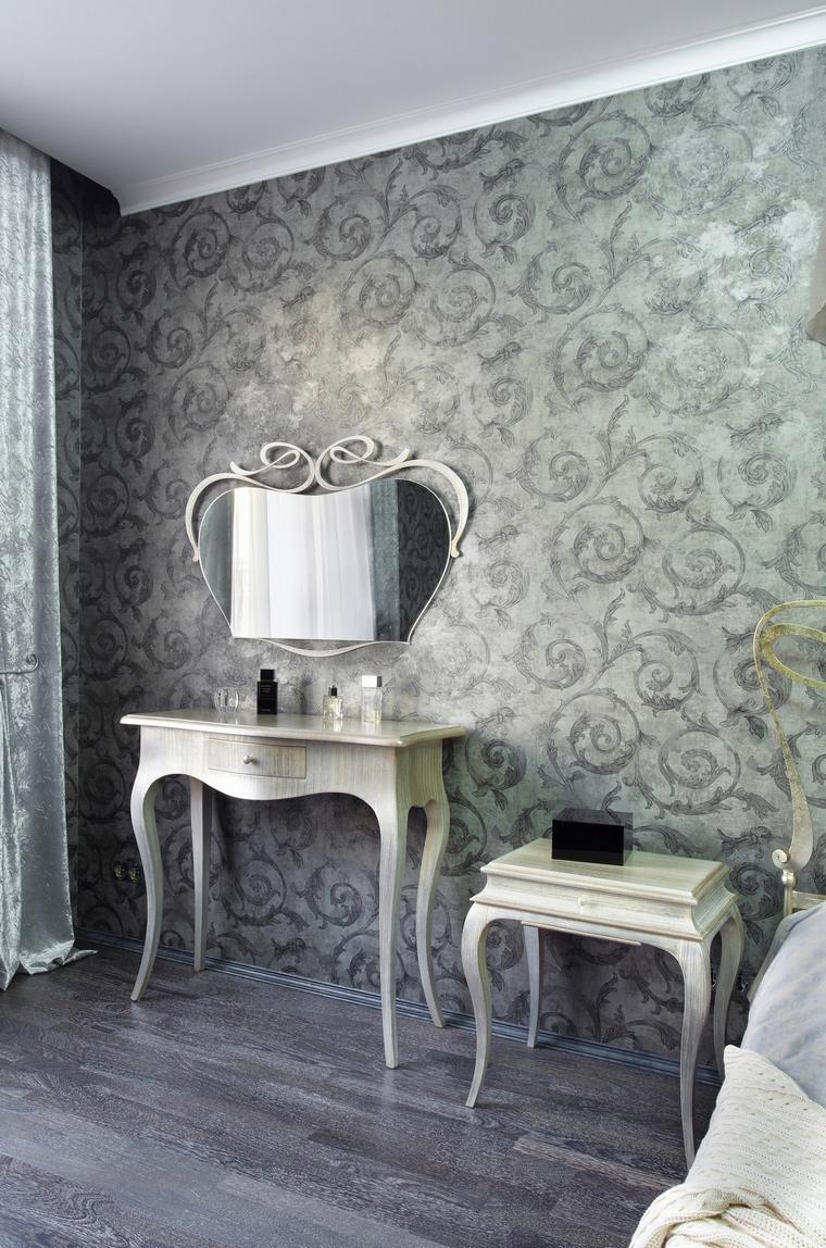 интерьер спальни - фото № 57959