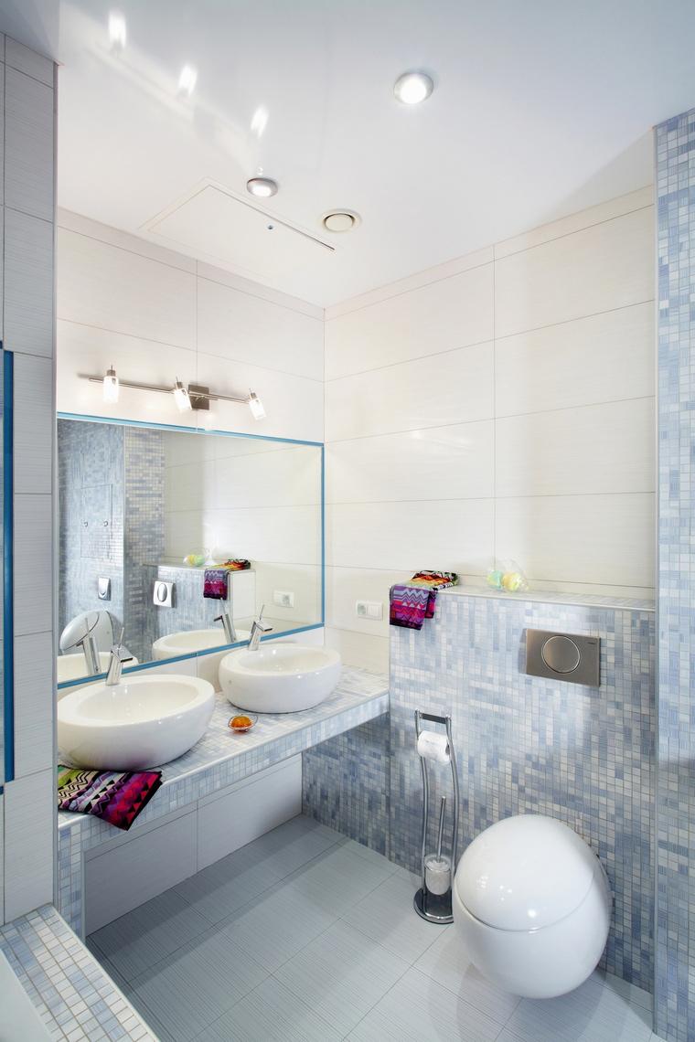 интерьер ванной - фото № 57960