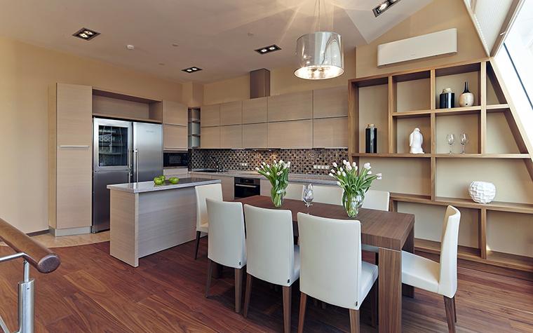 Квартира. кухня из проекта , фото №57965