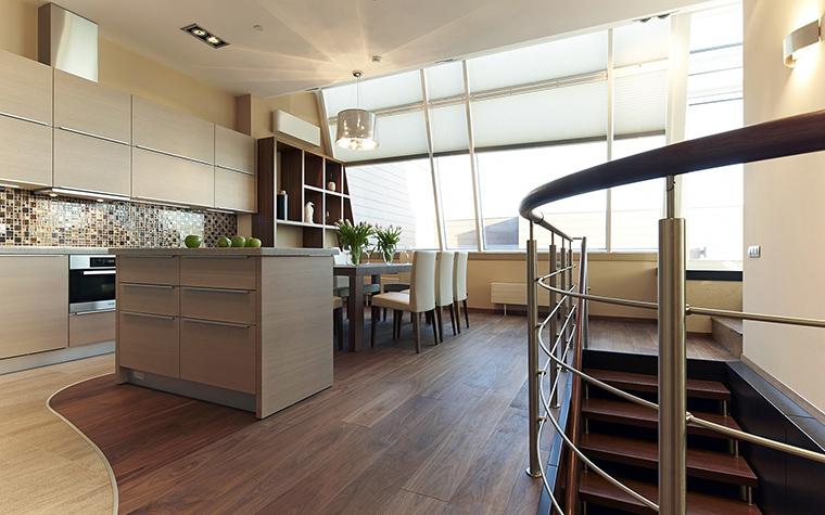 Квартира. кухня из проекта , фото №57966