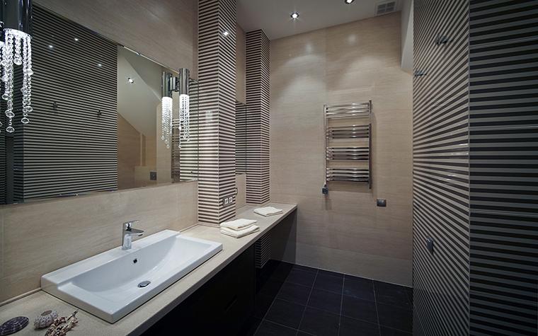 Квартира. ванная из проекта , фото №57968