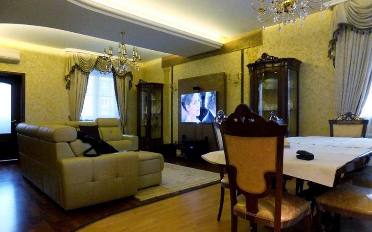 Квартира. гостиная из проекта , фото №57969