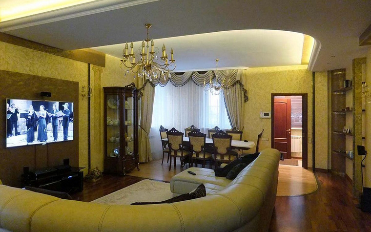 Квартира. гостиная из проекта , фото №57970