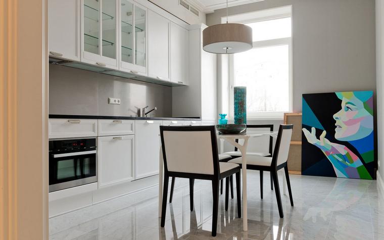 Фото № 58061 кухня  Квартира