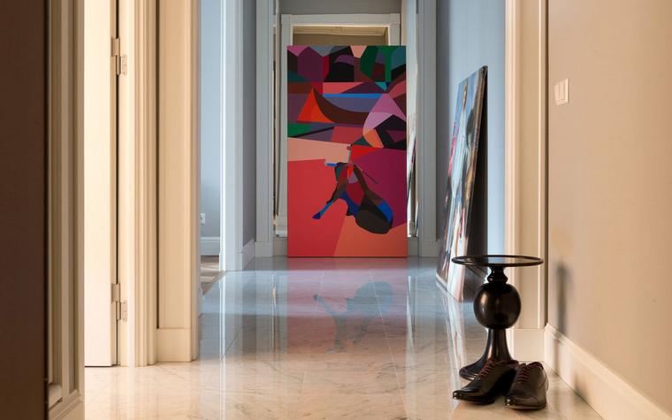 Квартира. холл из проекта , фото №58069