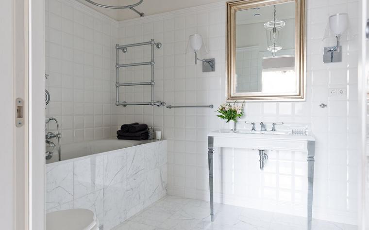 Квартира. ванная из проекта , фото №58072