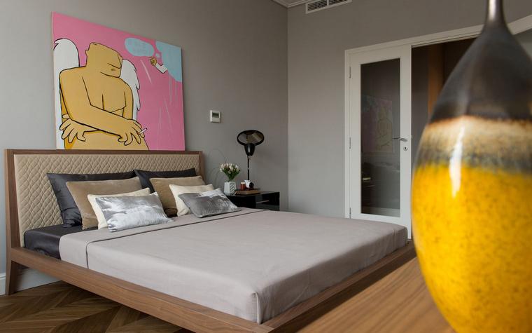 Фото № 58065 спальня  Квартира
