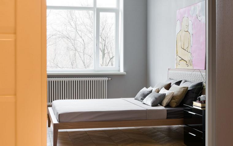 Фото № 58067 спальня  Квартира