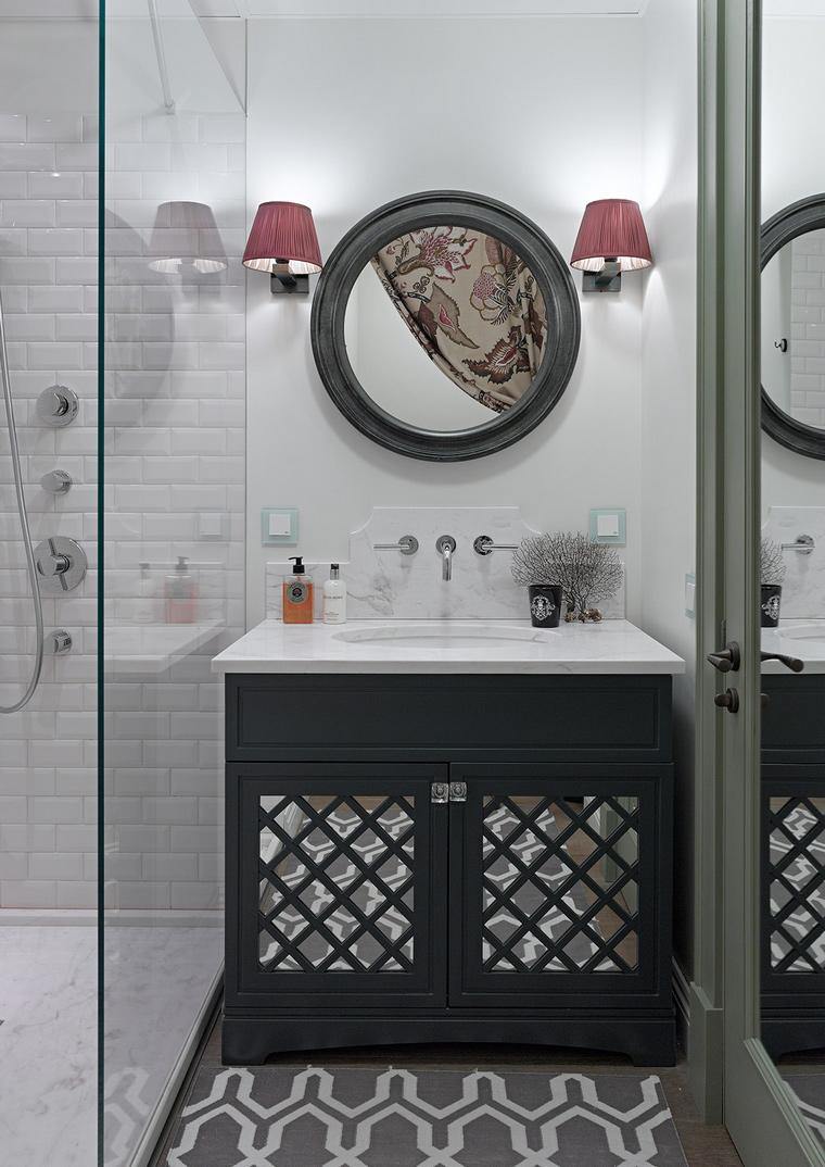 интерьер ванной - фото № 58104