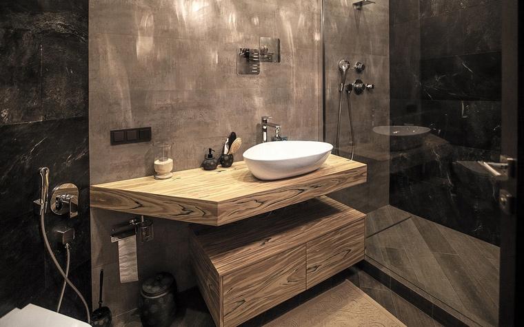 Фото № 58205 ванная  Квартира