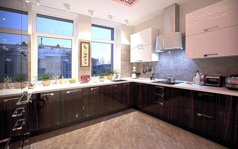 Фото № 58203 кухня  Квартира