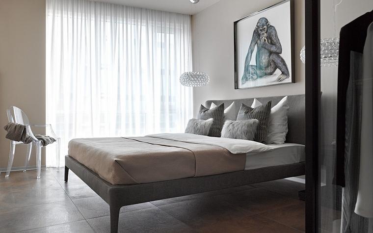 интерьер спальни - фото № 58250